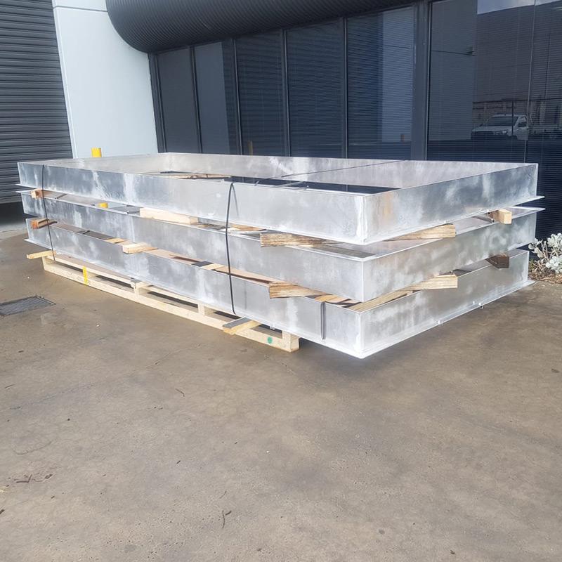 Aluminium Shrouds