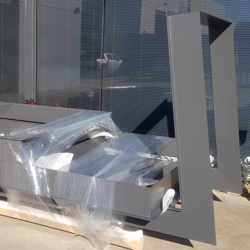 Aluminum Shrouds