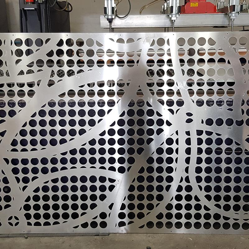 Laser Cut screen