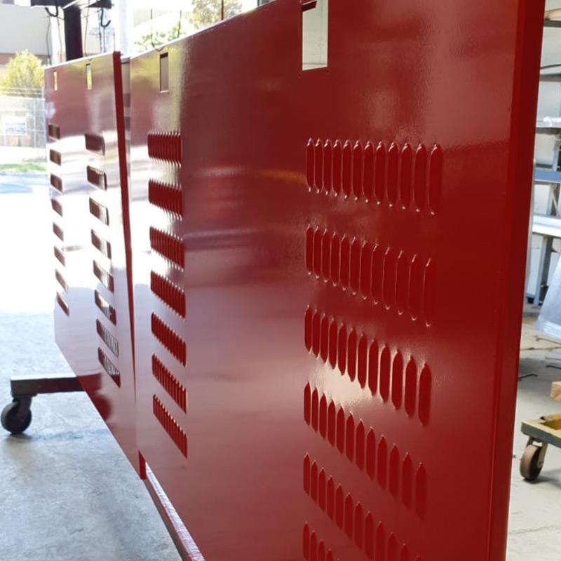 Pump Enclosure Unit